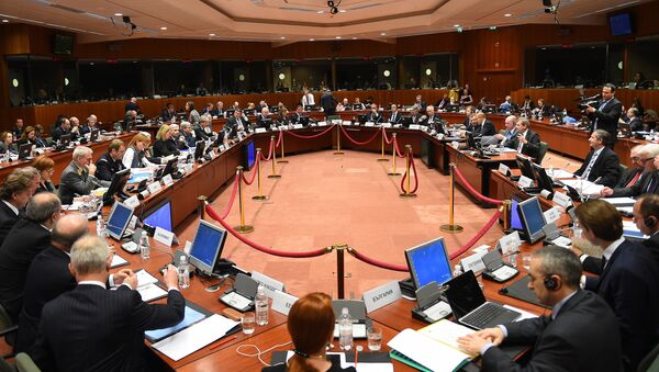 Conseil européen - Sputnik France