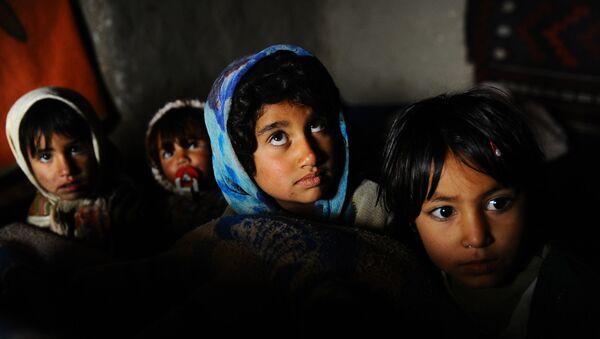 Enfants afghans - Sputnik France