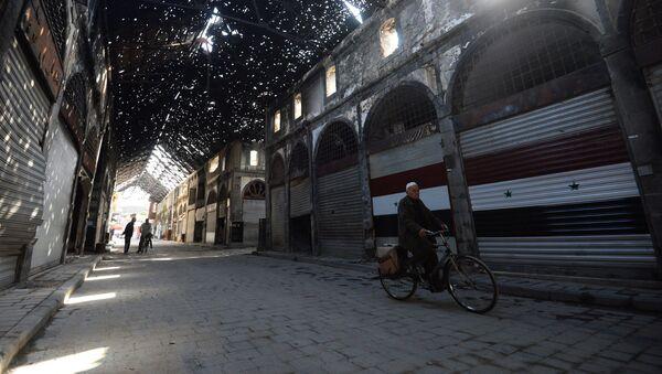 Homs - Sputnik France