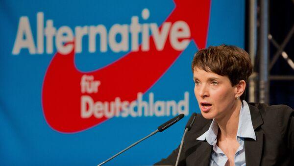 Alternative für Deutschland - Sputnik France