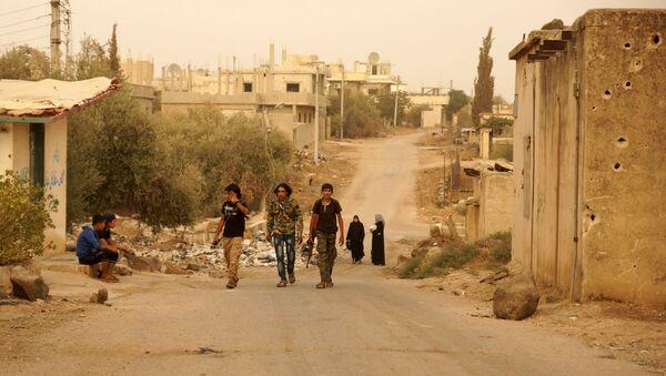 Les USA saluent le cessez-le-feu au sud de la Syrie et appellent l'opposition à y adhérer - Sputnik France