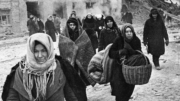 Le blocus de Leningrad en images - Sputnik France