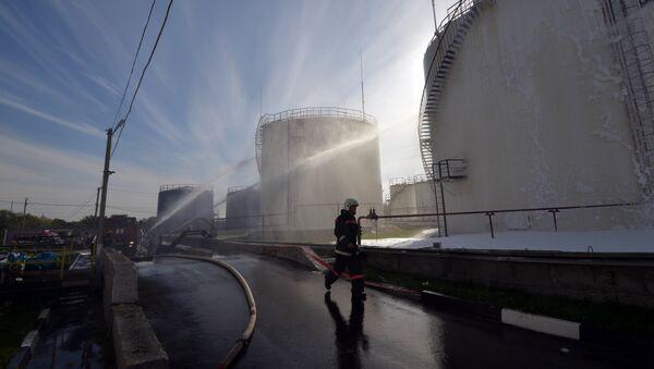 stockage de pétrole - Sputnik France