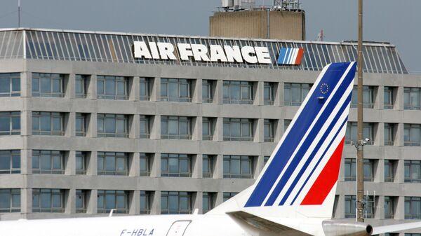 Air France = - Sputnik France