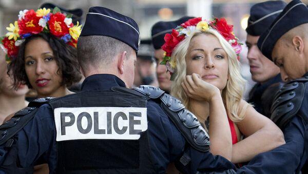Policiers, image d'illustration - Sputnik France