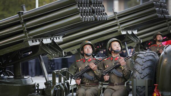 Corée du Nord, missiles - Sputnik France