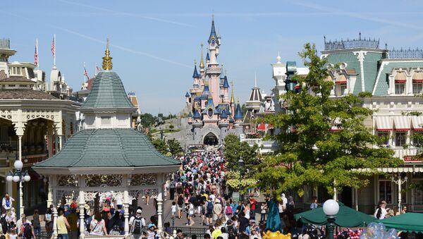 Disneyland - Sputnik France