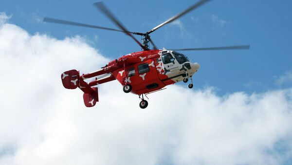 Hélicoptère Ka-226T - Sputnik France