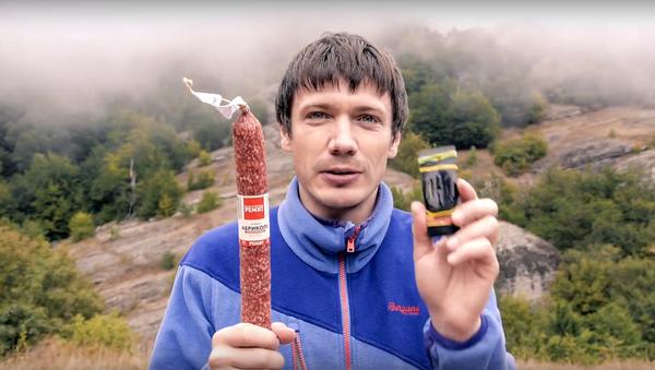 Quand le saucisson diversifie ses activités - Sputnik France
