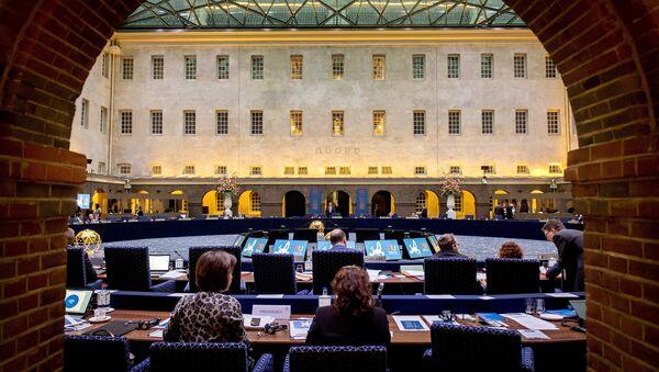 Assemblée parlementaire du Conseil de l'Europe - Sputnik France