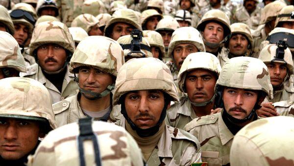 Les militaires de la 3e division des forces armées irakiennes à Mossoul - Sputnik France