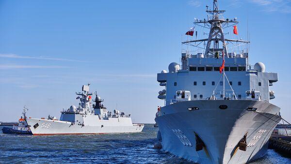Ces armes chinoises capables de paralyser la marine US - Sputnik France