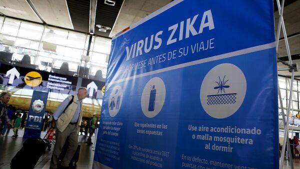 Virus Zika - Sputnik France