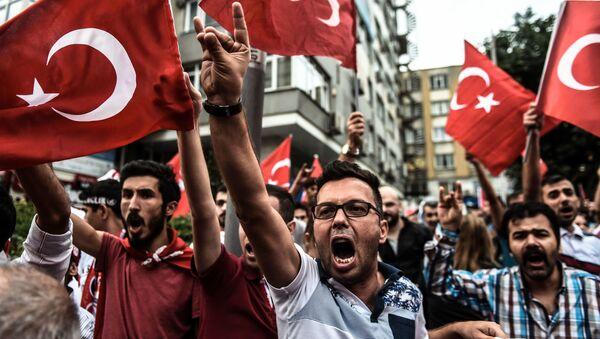 Les USA rompent l'amitié Turquie-Daech - Sputnik France