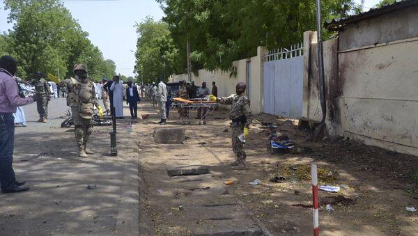 Des forces de sécurité à N'Djamena, Tchad - Sputnik France