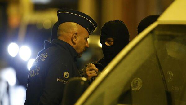 Police belge - Sputnik France
