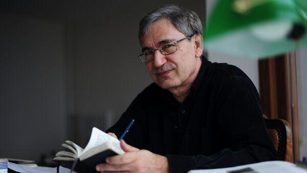 Orhan Pamuk - Sputnik France