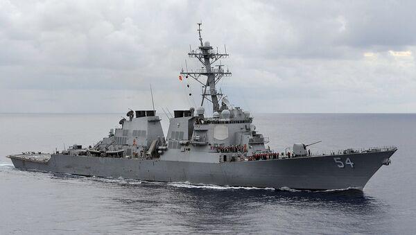 USS Curtis Wilbur - Sputnik France
