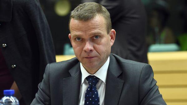Le ministre finlandais de l'Intérieur  Petteri Orpo - Sputnik France