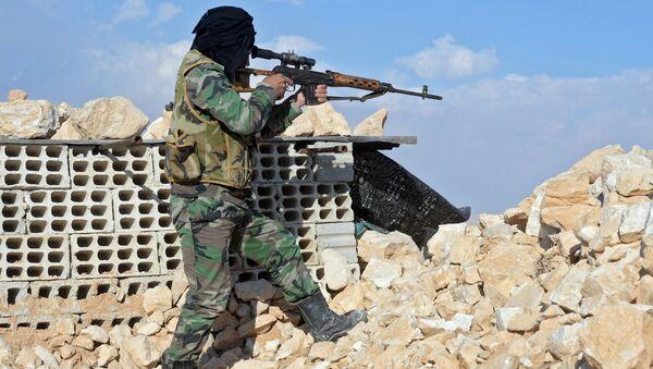 Un tireur d'élite mystérieux tue trois commandants de Daech en Libye - Sputnik France