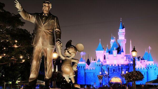 Disney prend la tête des sociétés les plus influentes - Sputnik France
