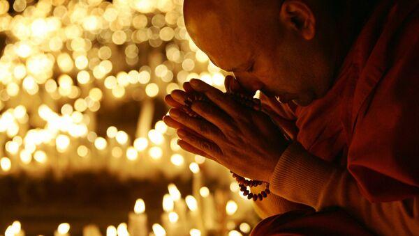 un bouddhiste - Sputnik France