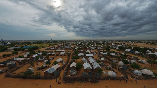 Dadaab - Sputnik France