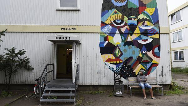 maison pour les réfugiés à Berlin - Sputnik France