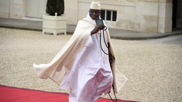 Yahya Jammeh - Sputnik France