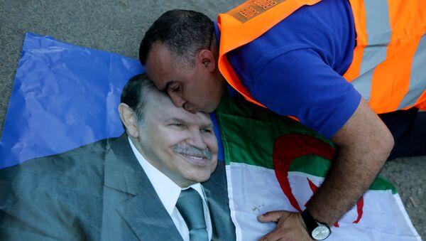 Le Président algérien Abdelaziz Bouteflika - Sputnik France