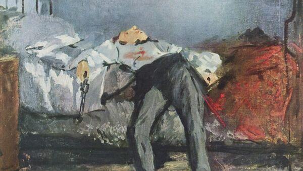 Edouard Manet - Le Suicidé - Sputnik France