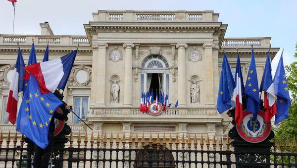 le ministère français des Affaires étrangères - Sputnik France