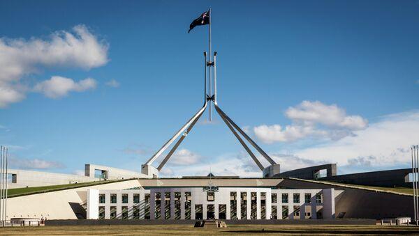Parlement australien - Sputnik France