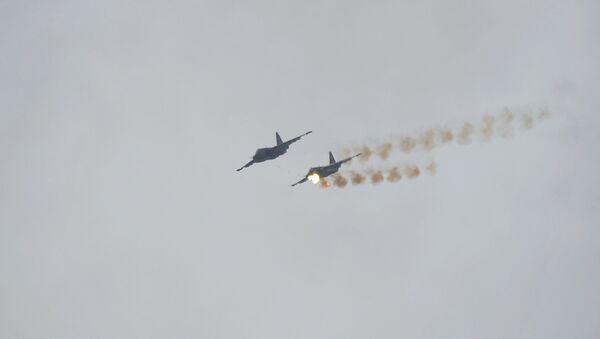 Su-25 fighters - Sputnik France