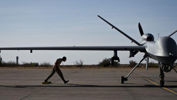 MQ-9 Reaper - Sputnik France