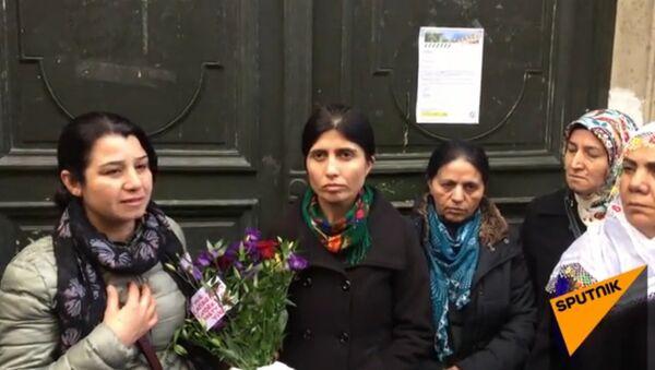 Nasrin Abdallah, une femme qui sait comment éliminer Daech - Sputnik France