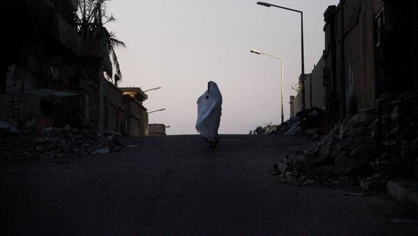 Une femme libyenne à Syrte - Sputnik France