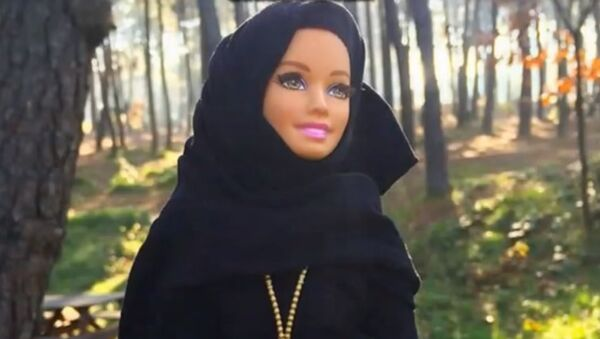 Muslim Barbie Hijarbie - Sputnik France