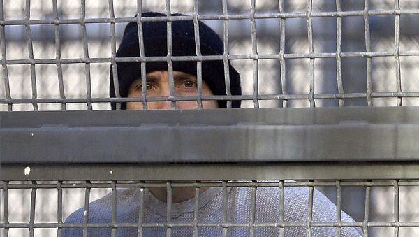 Un détenu de la prison américaine de San Quentin - Sputnik France