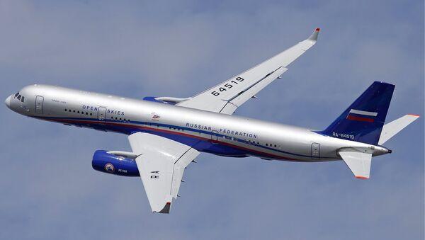 Tu-214ON - Sputnik France