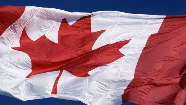 Drapeau canadien - Sputnik France