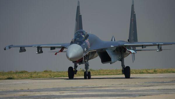 Un Su-35 - Sputnik France