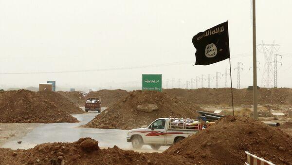 Les djihadistes de Daech en Irak - Sputnik France