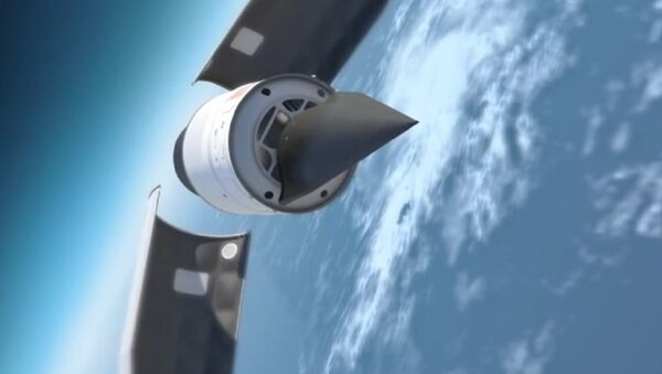 Arme hypersonique US - Sputnik France