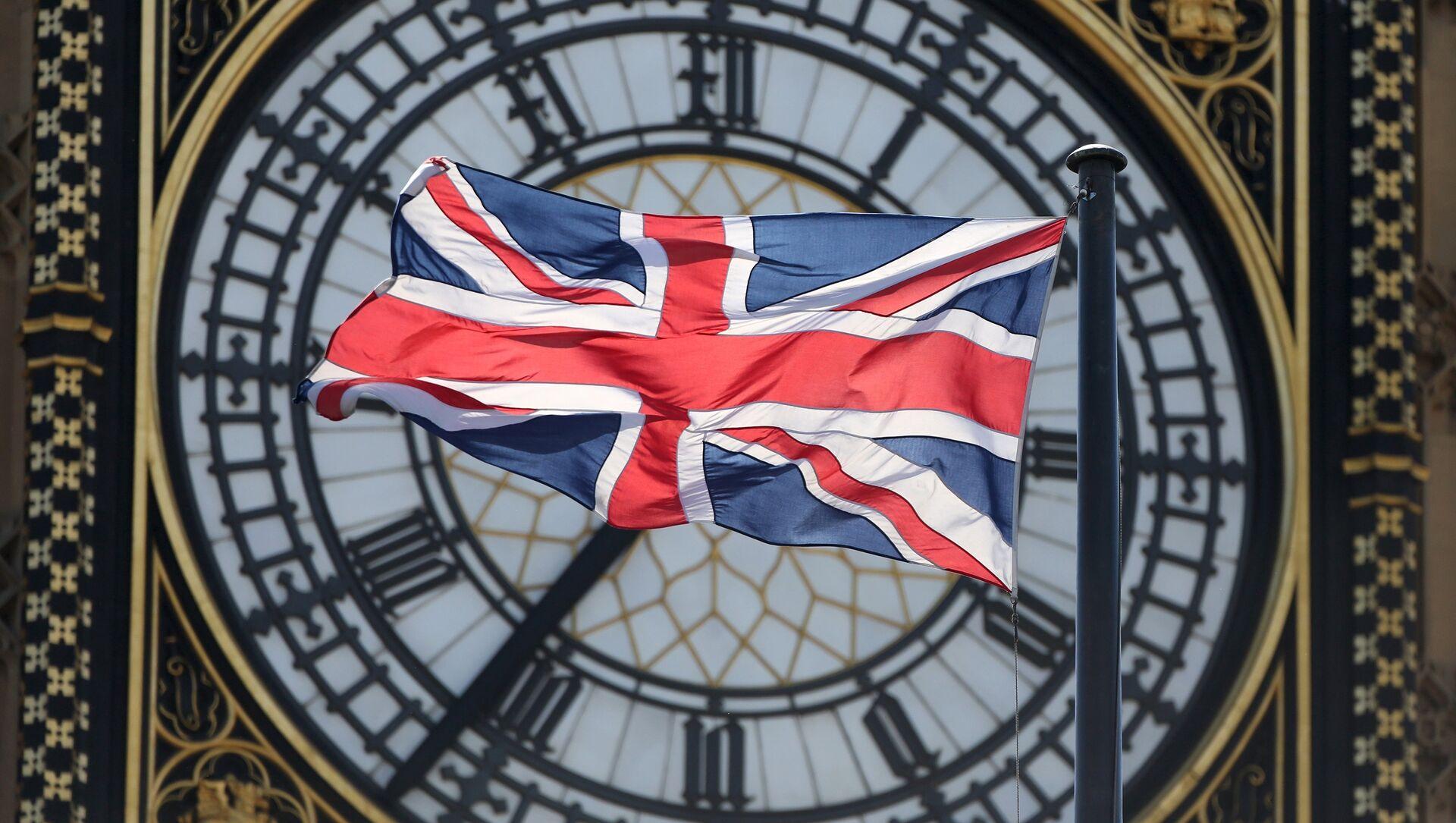 Vlajka Velké Británie - Sputnik France, 1920, 12.02.2021