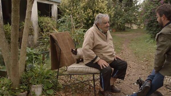 José Mujica - Sputnik France