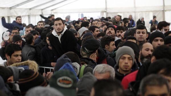 Réfugiés - Sputnik France