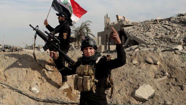 forces de sécurité irakiennes à Ramadi - Sputnik France