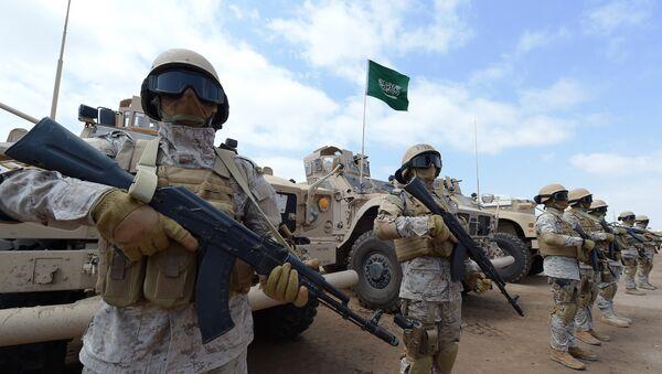 Saudische Streitkräfte - Sputnik France