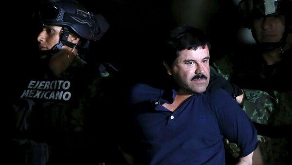 Joaquin «El Chapo» Guzman - Sputnik France